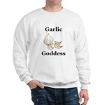Garlic Goddess Sweatshirt