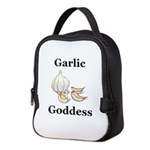 Garlic Goddess Neoprene Lunch Bag
