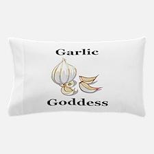 Garlic Goddess Pillow Case