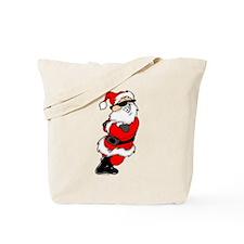Hip santa clause.png Tote Bag