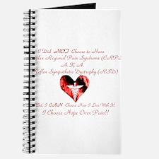 I Choose Hope Red Black Blend Shadow Flowers.pn Jo