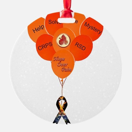 Help Solve the Mystery CRPS RSD Balloons HOP Bla R