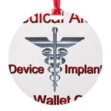 Medical Alert - Medical Implant See Wallet Card.p