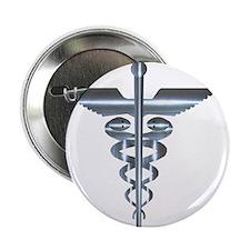"""Multipe Allergies Medical Alert.png 2.25"""" Button ("""