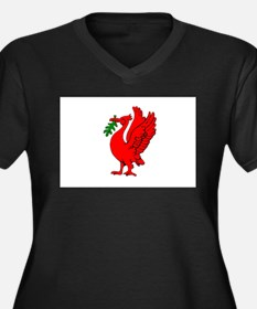 Liverpool Liverbird Plus Size T-Shirt