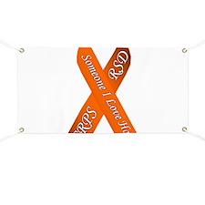 Someone I Love has CRPS RSD Orange Awarenes Banner