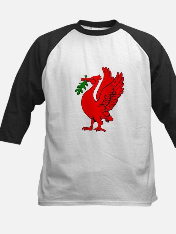 Liverpool Liverbird Baseball Jersey
