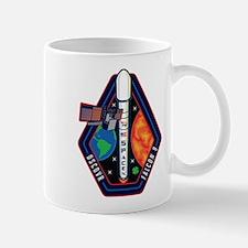DSCOVR Launch Logo Mug