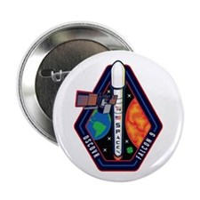 "DSCOVR Launch Logo 2.25"" Button"