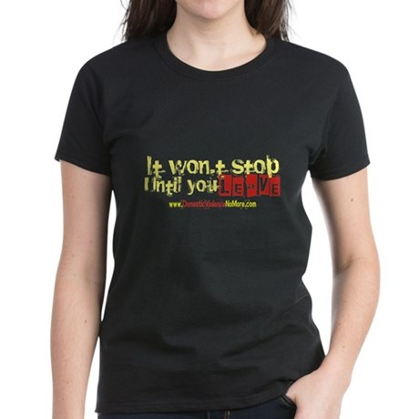 Domestic Violence Pictures t-shirts T-Shirt
