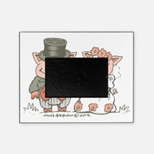 Wedding Pigs Picture Frame
