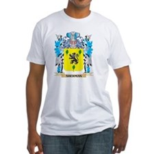 Sherman Coat of Arms - Family Crest T-Shirt