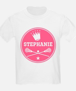 Lacrosse Princess Personalized T-Shirt