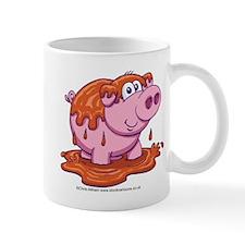 Pig in Mud Mug
