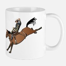 Bronco Buster w/out Text Mug