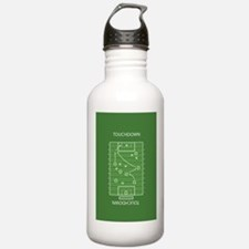 Football field Water Bottle