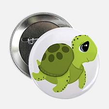 "Sea Turtle 2.25"" Button (10 pack)"