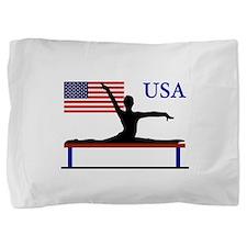 USA Gymnastics Pillow Sham