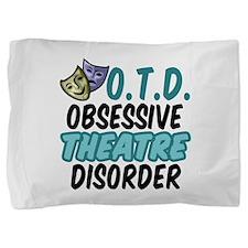 Funny Theatre Pillow Sham