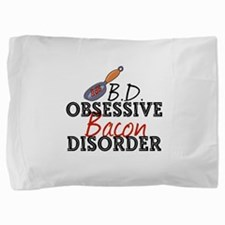 Funny Bacon Pillow Sham