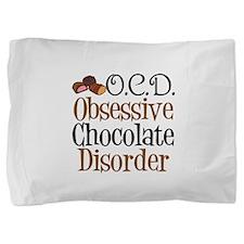 Cute Chocolate Pillow Sham
