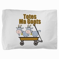 Totes Ma Goats Pillow Sham