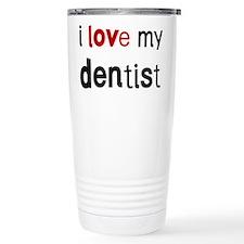 Cute Dentist Travel Mug