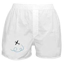 Plane aviation Boxer Shorts