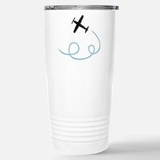 Plane aviation Travel Mug