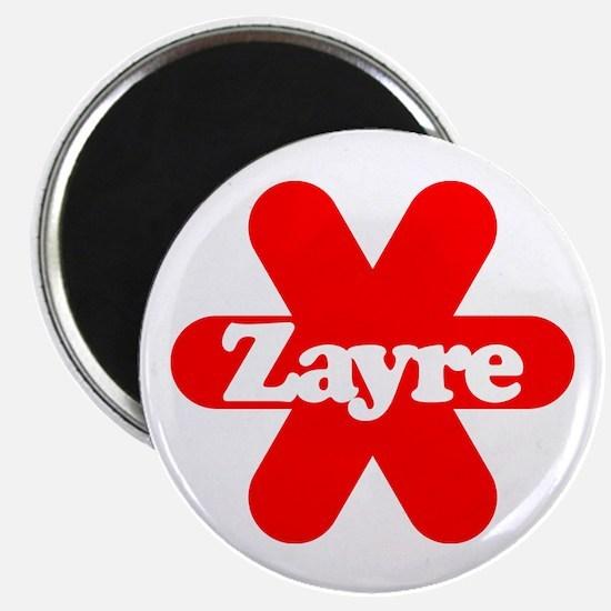 Zayre Star Magnet