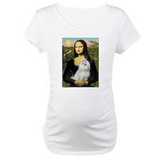 Mona Lisa/Maltese (#6) Shirt