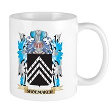 Shoemaker Coat of Arms - Family Crest Mugs