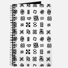 West Africa Adinkra Symbols Journal