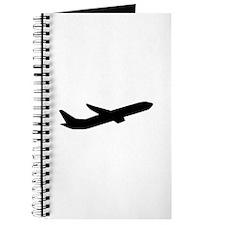 Airplane take off depature Journal