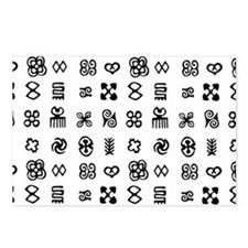 West Africa Adinkra Symbo Postcards (Package of 8)