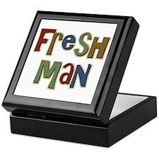 Freshman First Year School Keepsake Box