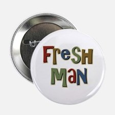 Freshman First Year School Button