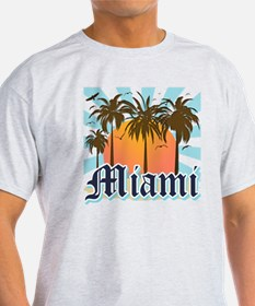 Miami Florida Souvenir T-Shirt
