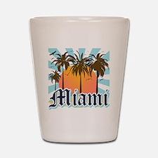 Miami Florida Souvenir Shot Glass