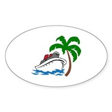 TROPICAL CRUISE Decal