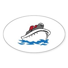 CRUISE SHIP Decal