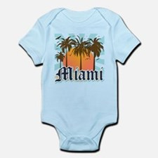 Miami Florida Souvenir Body Suit