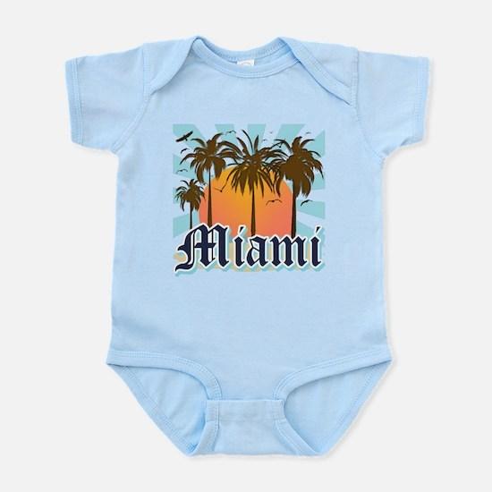 Miami Florida Souvenir Body Suit