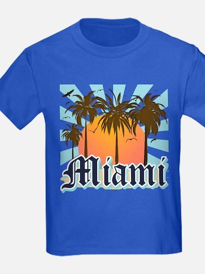 Miami Florida Souvenir T-Shirt