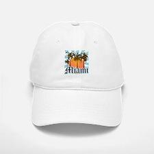 Miami Florida Souvenir Baseball Baseball Cap