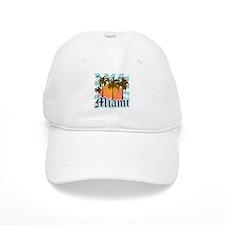 Miami Florida Souvenir Baseball Cap
