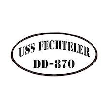 USS FECHTELER Patch