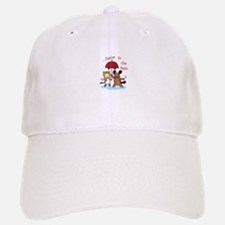 Dance in the Rain Baseball Baseball Baseball Cap