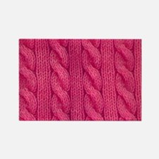Wool cable stitches Magnets