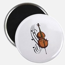 CELLO AND MUSIC Magnets